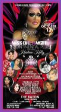 Show Ad   Miss Dream Girl Continental Plus   The Baton Show Lounge (Chicago, Illinois)   10/12/2015