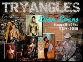 Show Ad | Tryangles (Louisville, Kentucky) | 10/30-10/31/2015