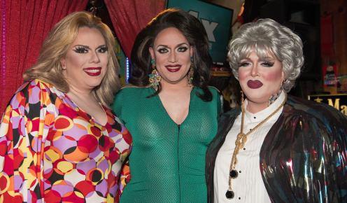 Miriah Candy, Jade Sinclair and Karma Cassidy