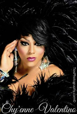 Chy'enne Valentino - Photo by Tios Photography