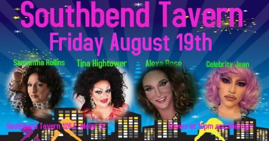 Show Ad   Southbend Tavern (Columbus, Ohio)   8/19/2016
