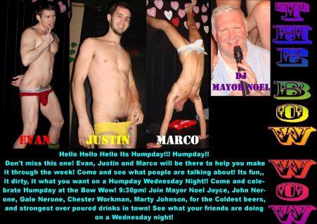 Show Ad | The Bow Wow (Columbus, Ohio) | 3/7/2012