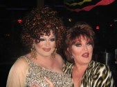 Lucy Lipps and Denise Russell