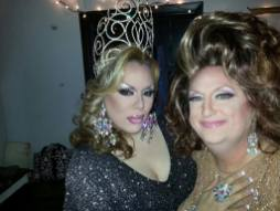 Mariah Candy and Dominique DuMonico