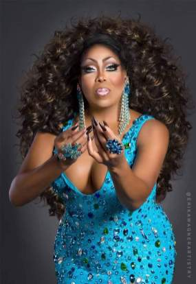 Tanisha Cassadine - Photo by Erika Wagner Artistry