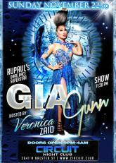 Show Ad   Circuit Night Club (Chicago, Illinois)   11/22/2015