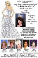Show Ad   Miss Gay Canton America   Adams Street (Akron, Ohio)   3/25/2016