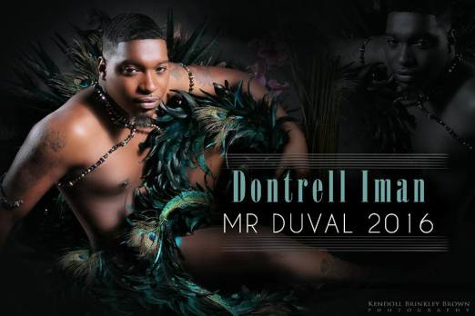 Dontrell Iman - Photo by Kendoll Brinkley Brown Photography