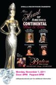 Show Ad   Miss Heart of America Continental   The Baton Show Lounge (Chicago, Illinois)   11/7/2011