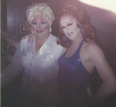 Patrina Marie and Unknown Entertainer