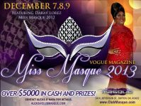 Show Ad | Miss Masque | Masque (Dayton, Ohio) | 12/7-12/9/2012