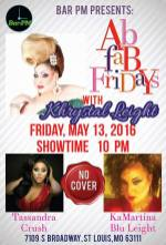 Show Ad   Bar PM (St. Louis, Missouri)   5/13/2016