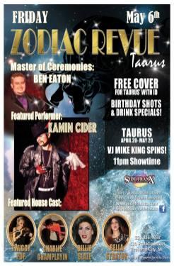 Show Ad | Side Traxx (Traverse City, Michigan) | 5/6/2016