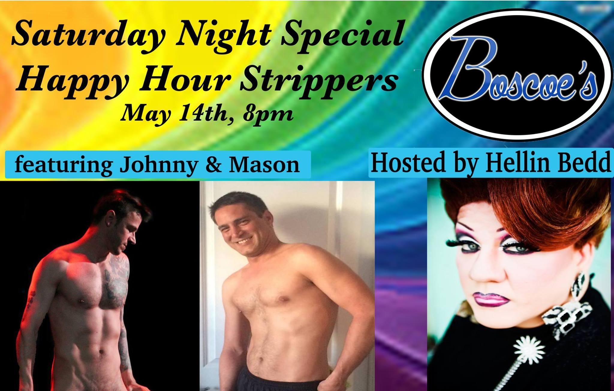 Show Ad | Boscoe's (Columbus, Ohio) | 5/14/2016