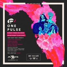 Show Ad | One Pulse | Axis Night Club (Columbus, Ohio) | 7/22/2016