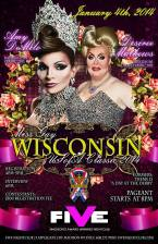 Show Ad | Miss Gay Wisconsin USofA Classic | Five Nightclub (Madison, Wisconsin) | 1/4/2014