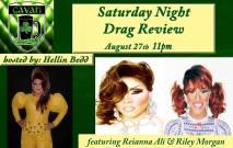 Show Ad | Cavan Irish Pub (Columbus, Ohio) | 8/27/2016
