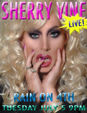 Show Ad | Rain on 4th (Austin, Texas) | 7/5/2016