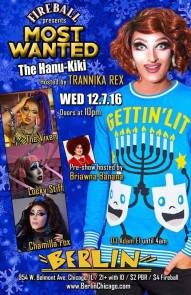 Show Ad   Berlin (Chicago, Illinois)   12/7/2016