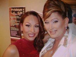 Erica Andrews and Natasha Richards