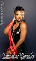 Jazmine Brooks - Photo by After Six Photography