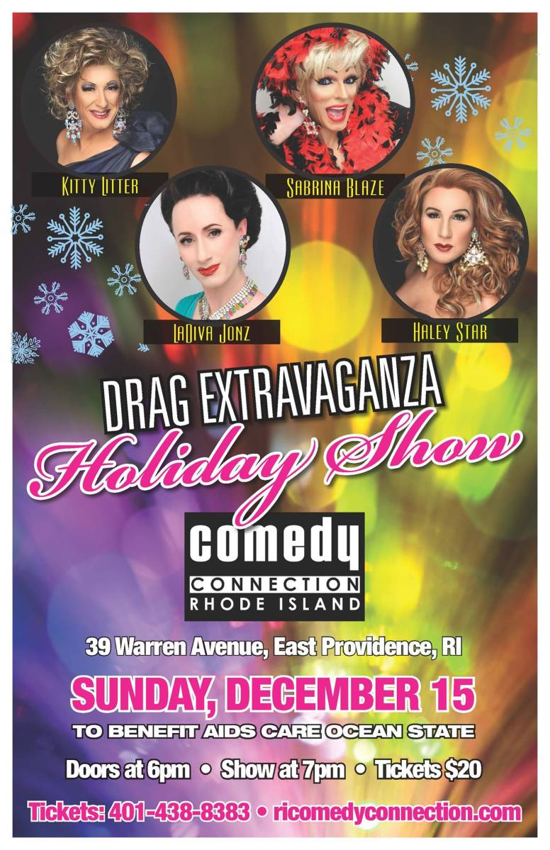 Show Ad | Comedy Connection (East Providence, Rhode Island) | 12/15/2015