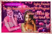 Show Ad | Miss Augusta Sweetheart | Club Argos (Augusta, Georgia) | 2/21/2014