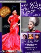 Show Ad   Miss Gay Ohio USofA at Large   Axis Night Club (Columbus, Ohio)   8/4/2013