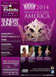 Show Ad | Miss Gay Vieux Carre America | Bourbon Pub (New Orleans, Louisiana) | 6/22/2014
