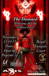 Show Ad   Miss Ohio Gay Pride   Axis Night Club (Columbus, Ohio)   11/13-11/15/2015