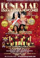 Show Ad | Miss Gay Lonestar USofA and USofA Newcomer | The Roundup Saloon (Dallas, Texas) | 1/10/2016