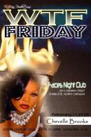 Show Ad | Faces Night Club (Charlotte, North Carolina) | 11/27/2009