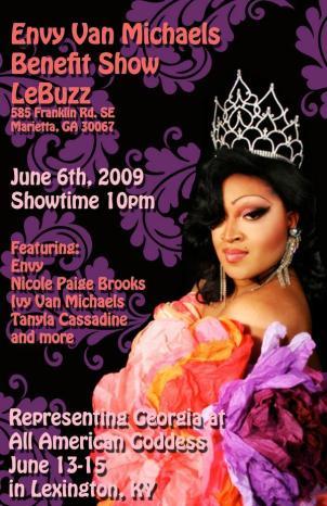 Show Ad | LeBuzz (Marietta, Georgia) | 6/26/2009