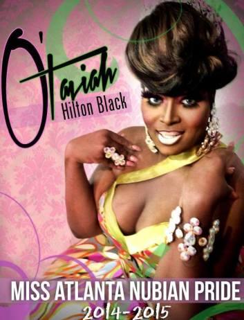O'Taviah Hilton Black