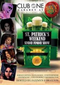 Show Ad   Club One (Savannah, Georgia)   3/20/2016