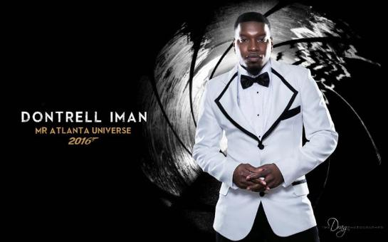 Dontrell Iman - Photo by The Drag Photographer
