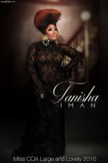 Tanisha Iman - Photo by Tone Roc Photography