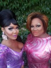 Bianca Debonair and Anisa Love