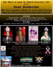 Show Ad | Miss Gay California USofA at Large and Miss Gay Long Beach USofA Newcomer | Club Ripples (Long Beach, California) | 1/28/2017
