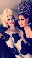 Soy Queen and Danyel Vasquez