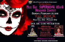 Show Ad | Miss Gay Supernova USofA Newcomer | The Rock (Phoenix, Arizona) | 2/25/2018