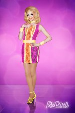 Blair St. Clair | RuPaul's Drag Race Season 10 Cast | Credit: VH1