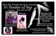 Show Ad | Miss Gay Paramount Ohio | Southbend Tavern (Columbus, Ohio) | 12/5/2015