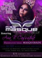 Show Ad | Miss Masque | Masque (Dayton, Ohio) | 5/27/2018