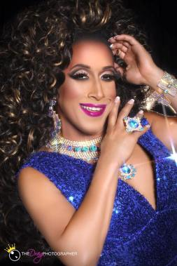 Chantel Reshae - Photo by The Drag Photographer