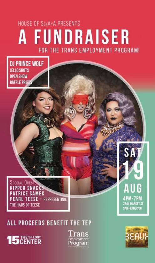 Show Ad | San Francisco LGBT Center (San Francisco, California) | 8/19/2017