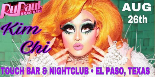 Show Ad | Touch Bar & Nightclub (El Paso, Texas) | 8/26/2017