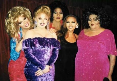 Victoria West, Cassie Nova, Whitney Paige, Maya Douglas and Donna Day