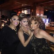 Dina Jacobs, Sofia Andrews and Maya Douglas