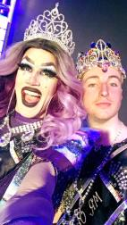 Soy Queen and Dane Decardeza